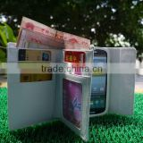 fashion trend hot selling wallet case for Samsung GALAXY S3