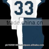 Tackle twill numbering American Football Uniform/Sublimated American Football Uniform
