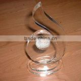 Crystal / Acrylic / Glass Trophies and Awards