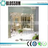 Decorative metal corners protection for decorative mirror                                                                                                         Supplier's Choice