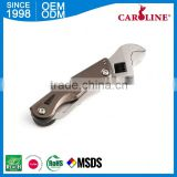 Wholesale Price Stainless Steel Mini Tool Kit Multitool Adjustable Wrench                                                                         Quality Choice