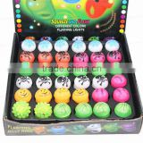 plastic toy rings rubber ring toy water ring game toy with light