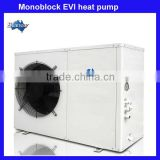 Compact DC Inverter Air to Water Heat Pump Water Heater With High Quality (Manufacturer)