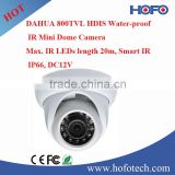 "Dahua 800TVL 1/3"" CMOScamera ip65 waterproof ir camera gsm mms security camera"