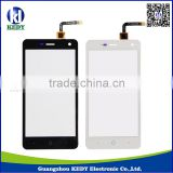 China Supplier Front Glass Touch Panel For ZTE Blade L3 Touch Screen Digitizer Assembly Black &White