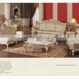 Hand carved Indian furniture-sofa Italian furniture - French living room set