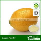 100% Organic Instant Lemon Tea Powder