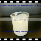 Emulsifying silicone oil antifoam