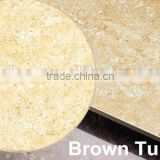 Brown Tulip Semi Precious Royal Stone Chinese Tile
