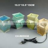 Promotion ceramic electric wax warmer