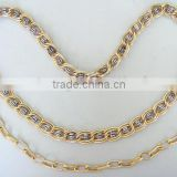 Fashion Metal Chain Belt Gold Color