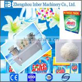 washing powder detergent making packing machine with low price high efficiency