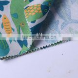 polyester and spandex stretch fiber stretch woven fabric for tent and bag