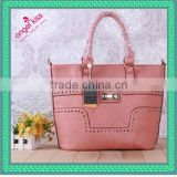 2014 Brazil hot selling fashion PU woman handbag designer handbags made in china