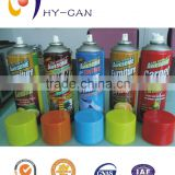 Solvent Resistance Aerosol Tinplate Can for Spray Perfumes Deodorant