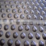 Industrial rubber flooring bubble anti fatigue mat black good price