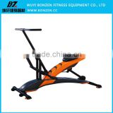 Total Body Crunch With Magnetic Control Horse Riding Exercise Machine