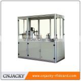 ID card cutter punching