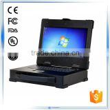 "15.6"" core i5 i7 CPU 4G RAM One half-size Expansion slot 500GB Harddisk rugged laptop computer prices in china"