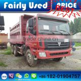High quality used Foton dump druck of used dump truck made in China for sale Foton dump truck used .