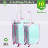 Custom hot sale new style promotional pvc foldable clear suitcase protection cover                                                                         Quality Choice