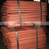 high grade 99.99% Electrolytic Copper Cathode plate