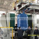 accumulator hydraulic extrusion Blow Molding Machine 25-3000L