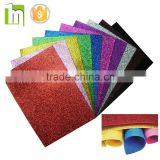 different thickness kids craft glitter eva sheet, iridescent glitter eva foam sheet