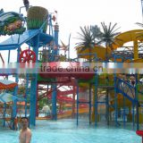2015-2016 Amusement Park, Fiberglass Water Slide Tubes for sale , Children amusement park equipment for sale ODM