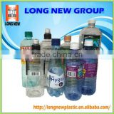 High Quality |Customized Printed Plastic Bottle Packaging Shrink Sleeves | Made in Taiwan