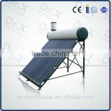Compact Non-pressurized solar water heater price ,high quality solar water heater spare parts electr