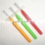 oral care interdental brush, tooth cleaning