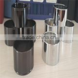 black nickel white chrome plating , racking plating Barrel plating zinc alloy Chemical nickel plating