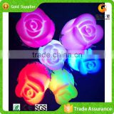 Manufacturer Supply LED Rose Flower Artificial Flower Mini Bouquet