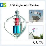 INquiry about M 3KW magnetic levitation vertical axis wind turbine