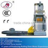 FJJ810/5.2-3P-(1000Kg) Fireproof Double Curtain Track Rolling Door Motor