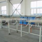 high quality UPVC CPVC pipe extrusion line plastic machine