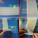low-cost furniture edge trim rubber strip/rubber gasket/transparent rubber sheet