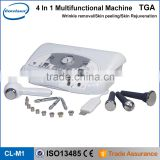 INQUIRY ABOUT 4 in 1 Microdermabrasion machine/ Diamond microdermabrasion