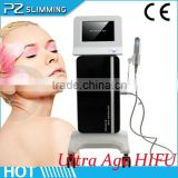 Forehead Wrinkle Removal Hifu Face Lift Skin Care Focused Ultrasound Hifu Skin Care Machine Hifu Transducer Eye Lines Removal
