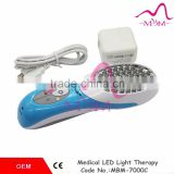 2016 LED Light Therapy Machine skin rejuvenation electric LED therapy machine for home/ beauty salon use equipment