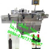 commercial plastic bottle labeling machine/shampoo bottle labeller machine/bottle label printing machine