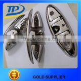 Dock cleats 6'' 8'' stainless steel marine folding cleat boat fold cleat
