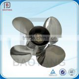 marine stainless boat propeller for Mercury 48-77348A45