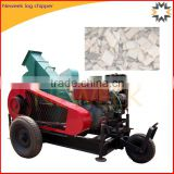 Neweek automatic feeding discal wood refuse tree branch log chipper