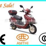 EEC electric scooter , 60V/72v 20ah pedal assisted electric motorcycle with 1000W brushless motor , amthi-111