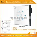 Anti-tampering 2channels dali dimmer OEM & ODM