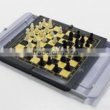 Factory direct sales folding chessboard international chess board students dedicated chess