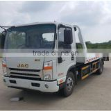 JZZ5080TQZ street wrecker tow trucks for sale