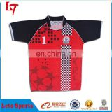 Sports team cheap rugby jerseys /Custom print raglan rugby jersey clothing/Football shirt youth rugby wear
